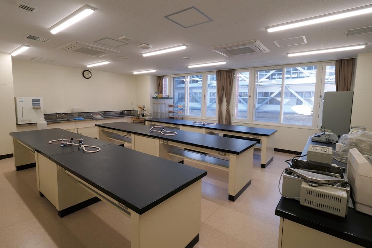 環境実習室