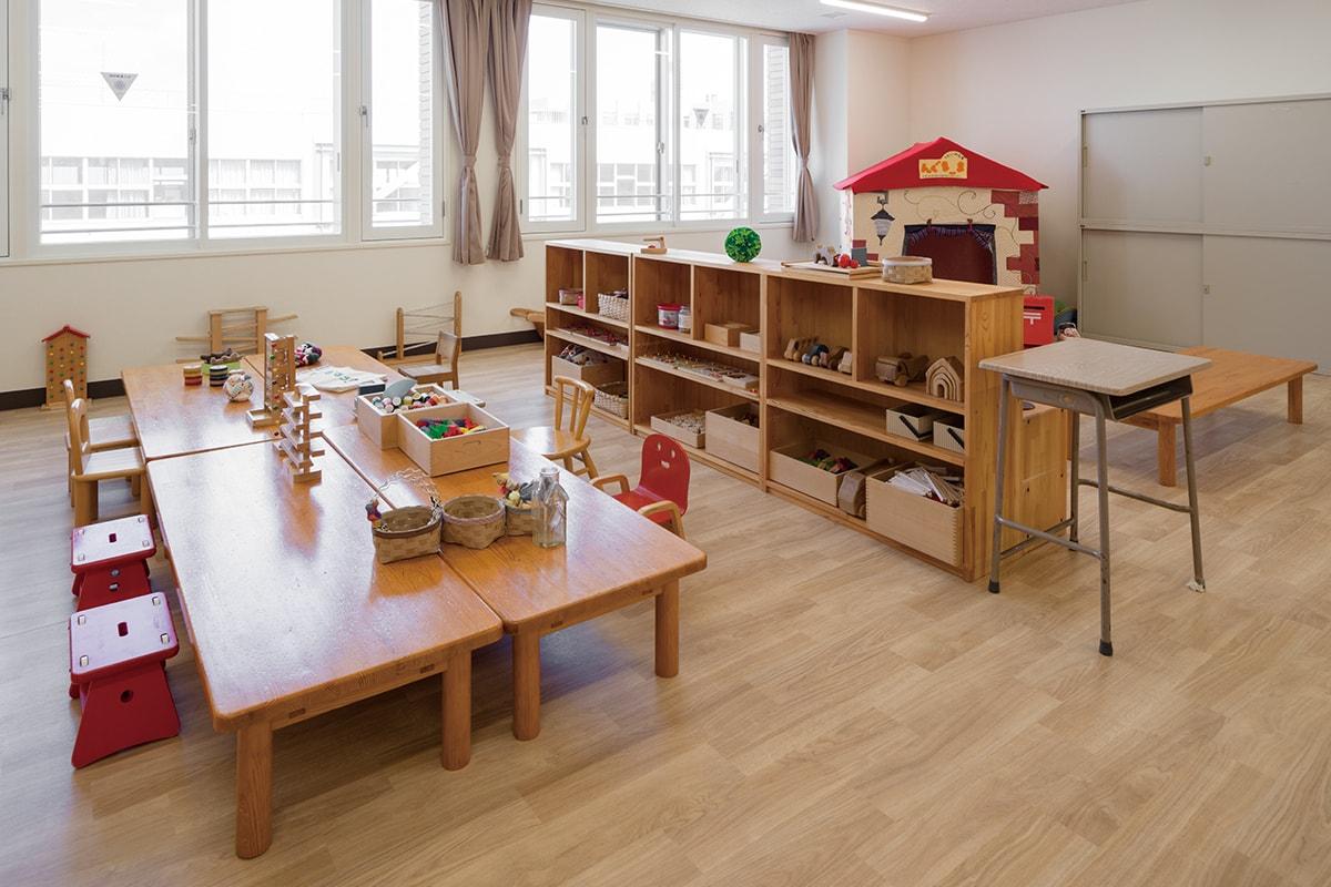 子育て支援実習室