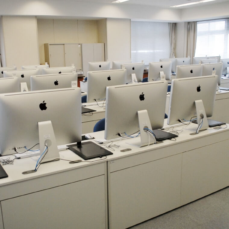 コンピュータ室