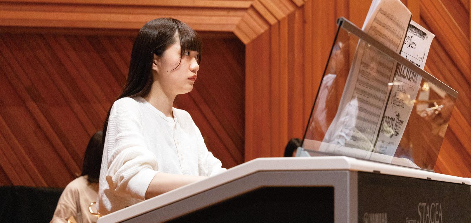 さまざまな角度から、音楽を学ぶ