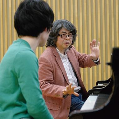 ピアノを学ぶための、最高の環境