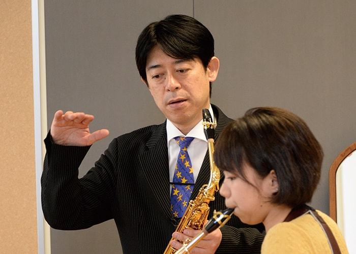 田中靖人氏