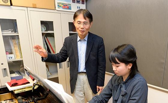 三山 博司 教授