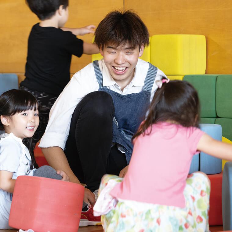 幼児教育課程特論(附属幼稚園での実習)