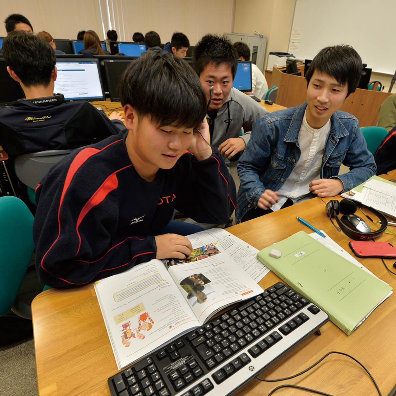 外国語科目を増設