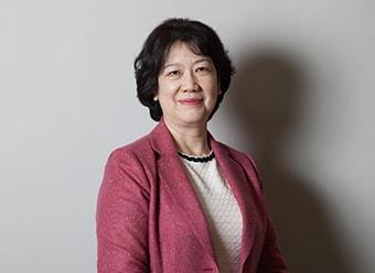 梶井祥子教授