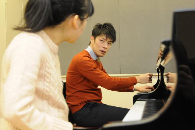 ピアノ授業