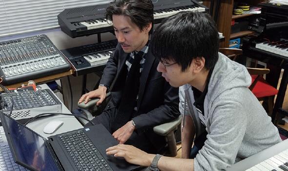 パソコンで始める作曲講座