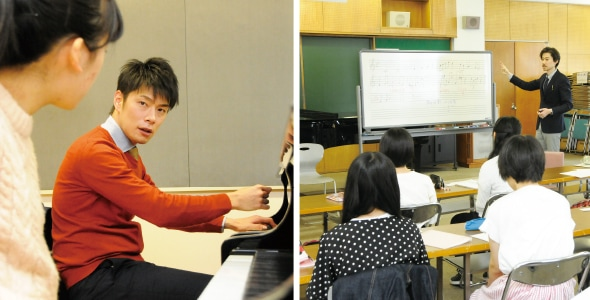音楽学科 進学準備講習会