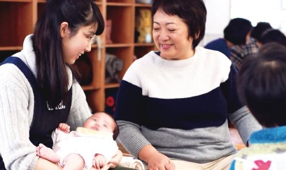 子育て支援センター「んぐまーま」見学
