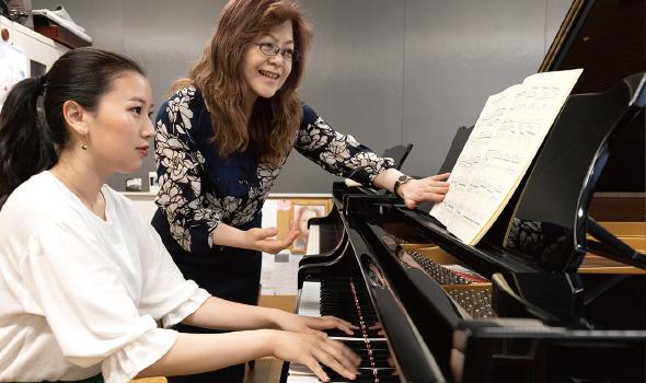 ピアノアンサンブルの世界