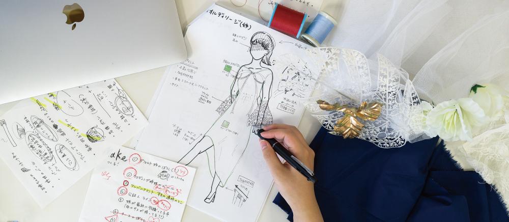 ファッション・デジタルファブリケーション専攻