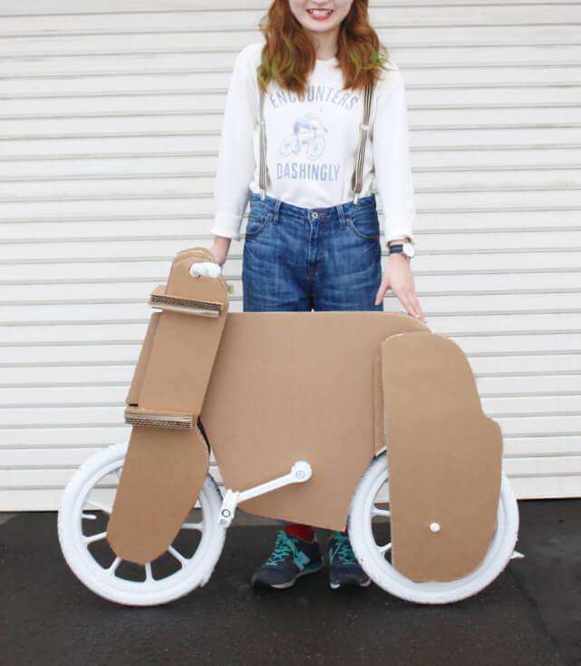 ダンボールcycle